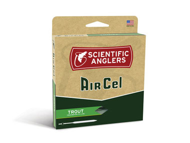 AirCel Trout Floating Fly Lines