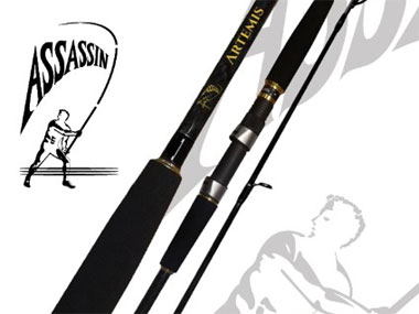 Assassin Artemis Rods