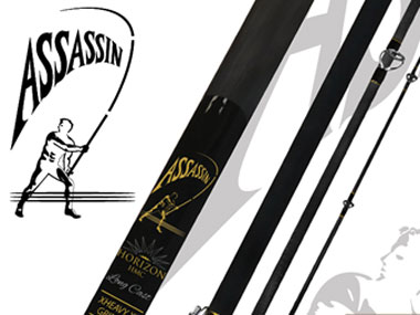 Assassin Horizon XXL Spinning Surf Rod