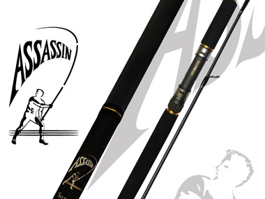 Assassin Sierra Series Rods