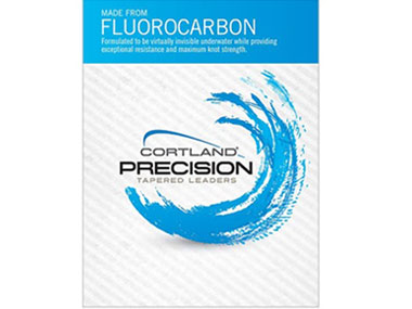 Precision Fluorocarbon Tapered Leader