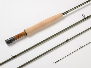Xplorer Fly Rods New Guide II Series