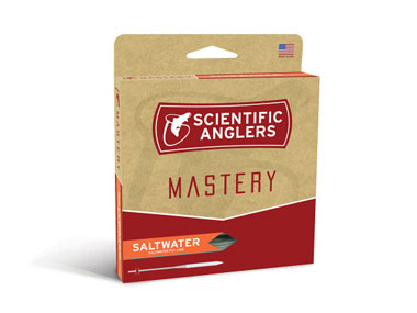 Mastery Saltwater Floating Tapered Fly Lines