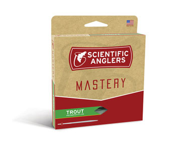 Mastery Trout Floating Dry-Fly Lines