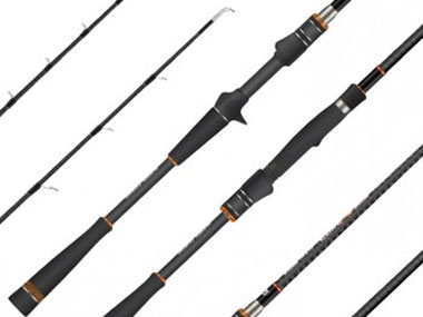Pioneer Lure Force Casting Rod