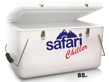 Safari Chiller With Fiberglass Lid