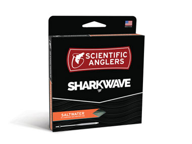 Sharkwave Saltwater Tapered Fly Lines