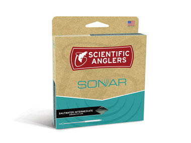 Sonar Saltwater Intermediate Fly Lines