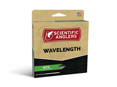 Wavelength MPX Tapered Fly Line