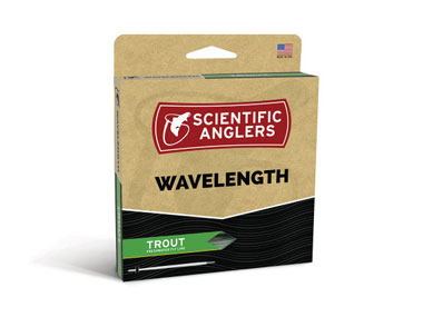 Wavelength Trout Tapered Fly Line
