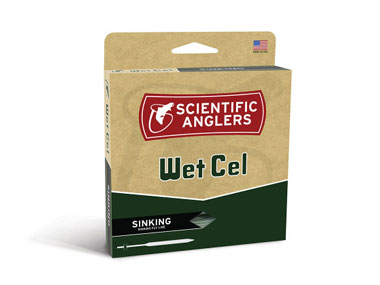 WetCel General Purpose Sinking Fly Lines