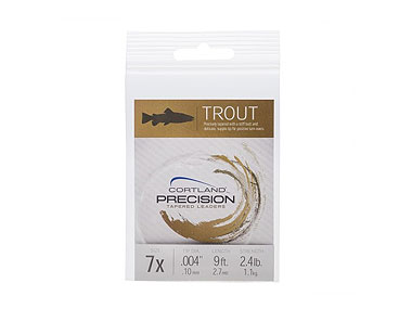 Precision Trout Tapered Leaders