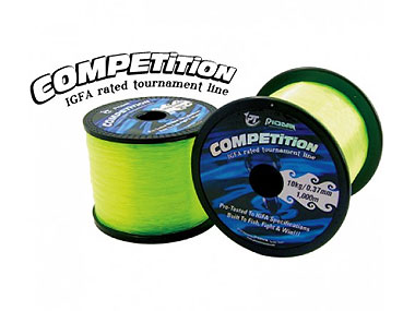 Competition IGFA Fishing Line