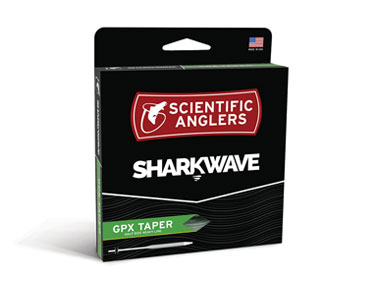Sharkwave GPX Tapered Fly Line