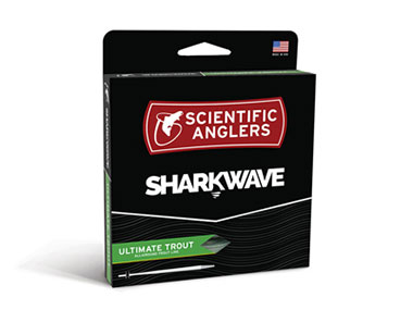 Sharkwave Ultimate Trout Tapered Fly Line