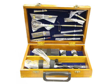 Deluxe Wooden Tying Kit